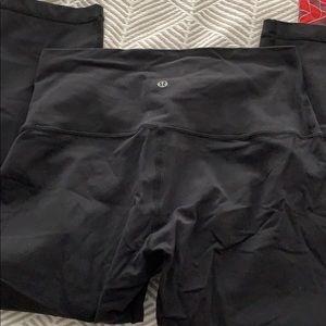 lululemon athletica Pants - Lululemon high waist Capri